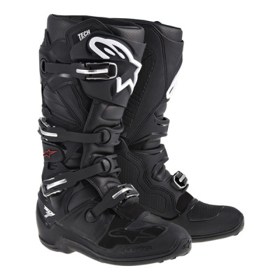 Alpinestars Tech 7 Boot Black